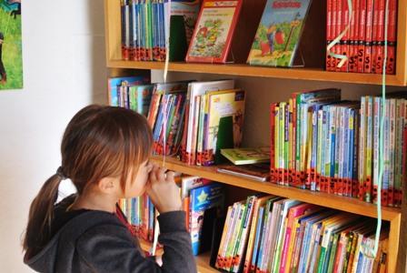Schulbücherei Johannesschule