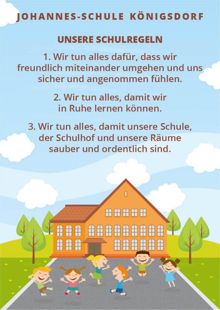 Schul-Regeln