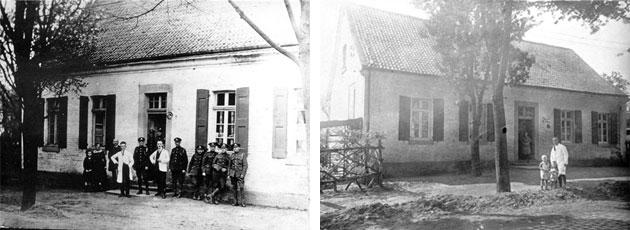 Historisches Schulfoto