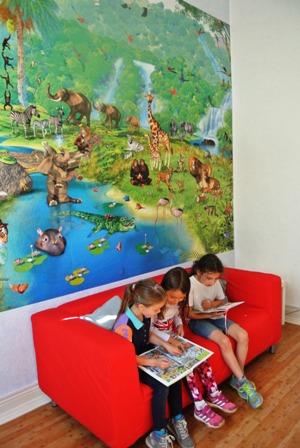 Lese-Ecke Schulbücherei