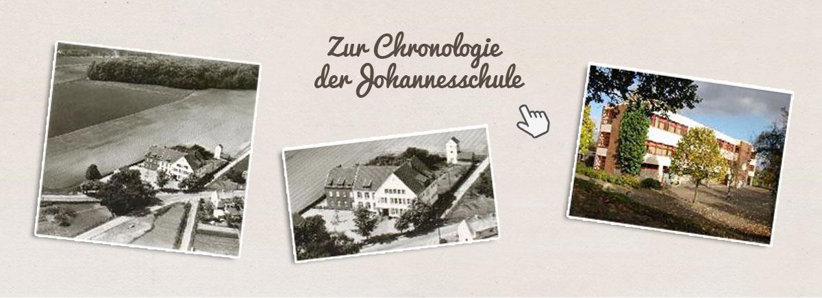 Header der Chronologie der Johannesschule