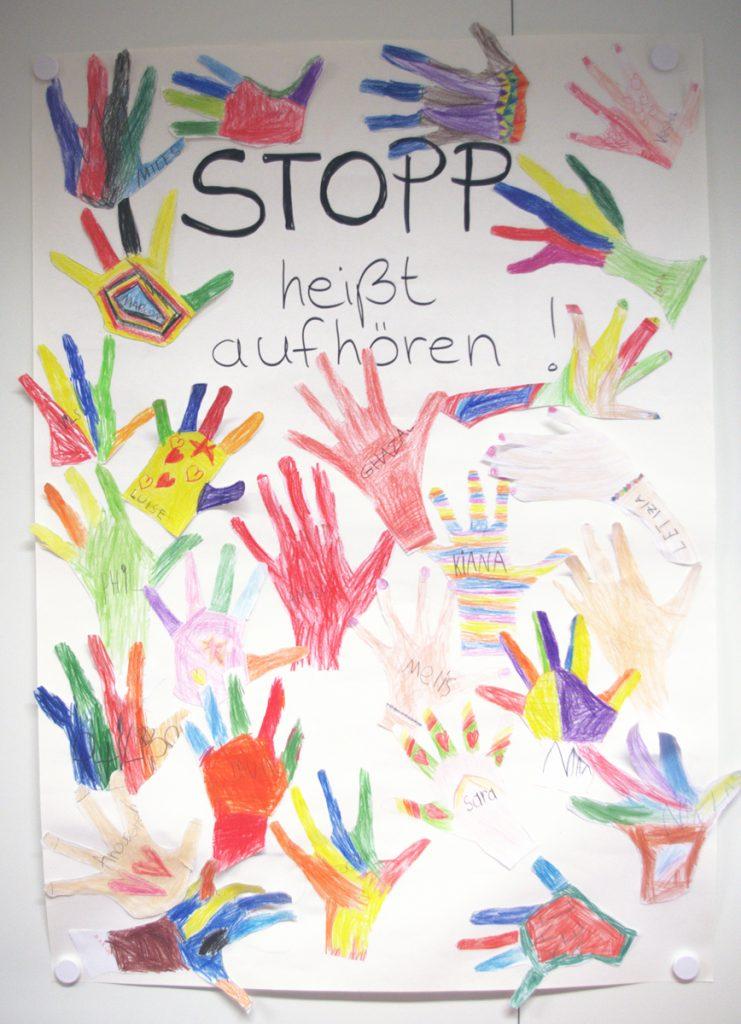 Stopp heißt aufhören!