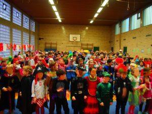 Karneval an der Johannesschule