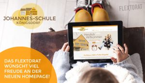 Referenz Homepage Johannesschule